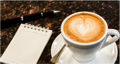 Coffee cup with heart drawn on it - the masthead for Career Alchemy's blog designed to help you light up your potential at work.